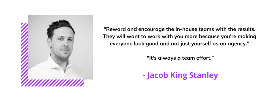 Jacob King Stanley quote