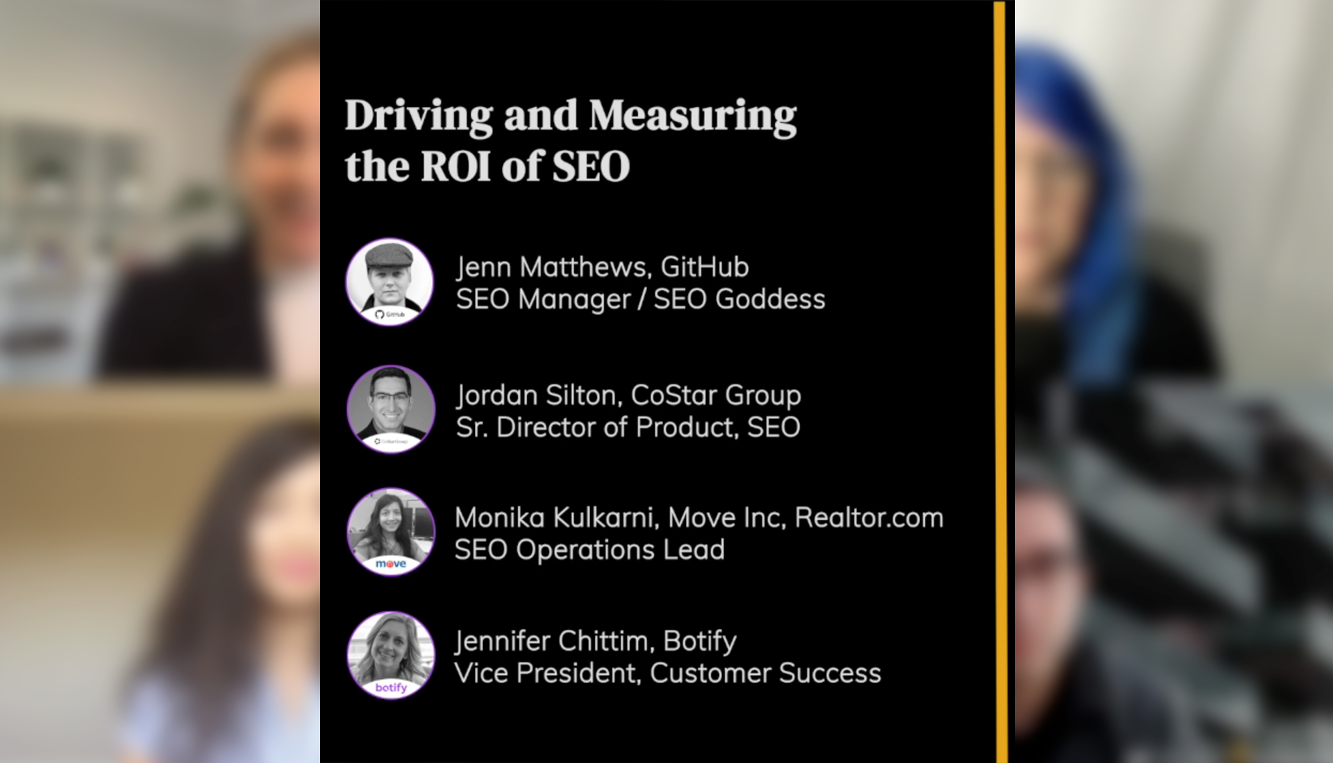Driving and Measuring the ROI of SEO