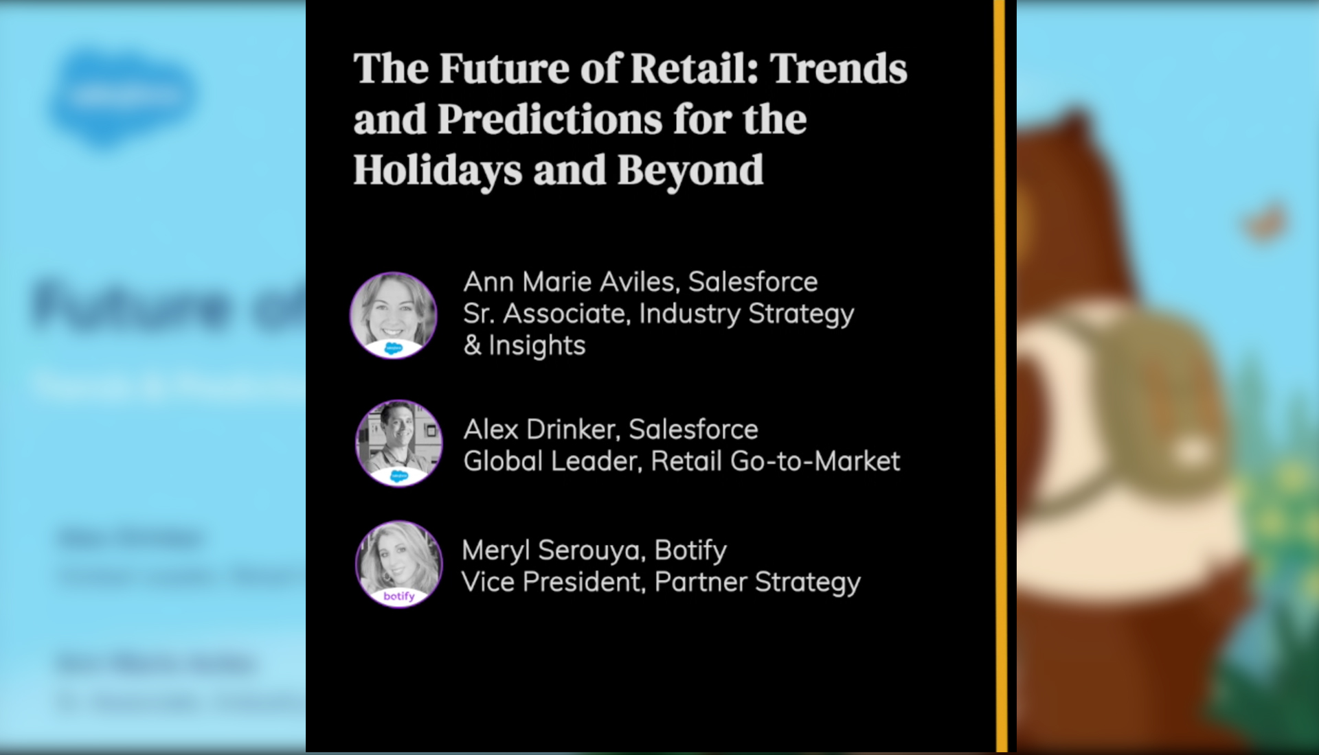 The Future of Retail: Trends and Predictions for the Holidays and Beyond