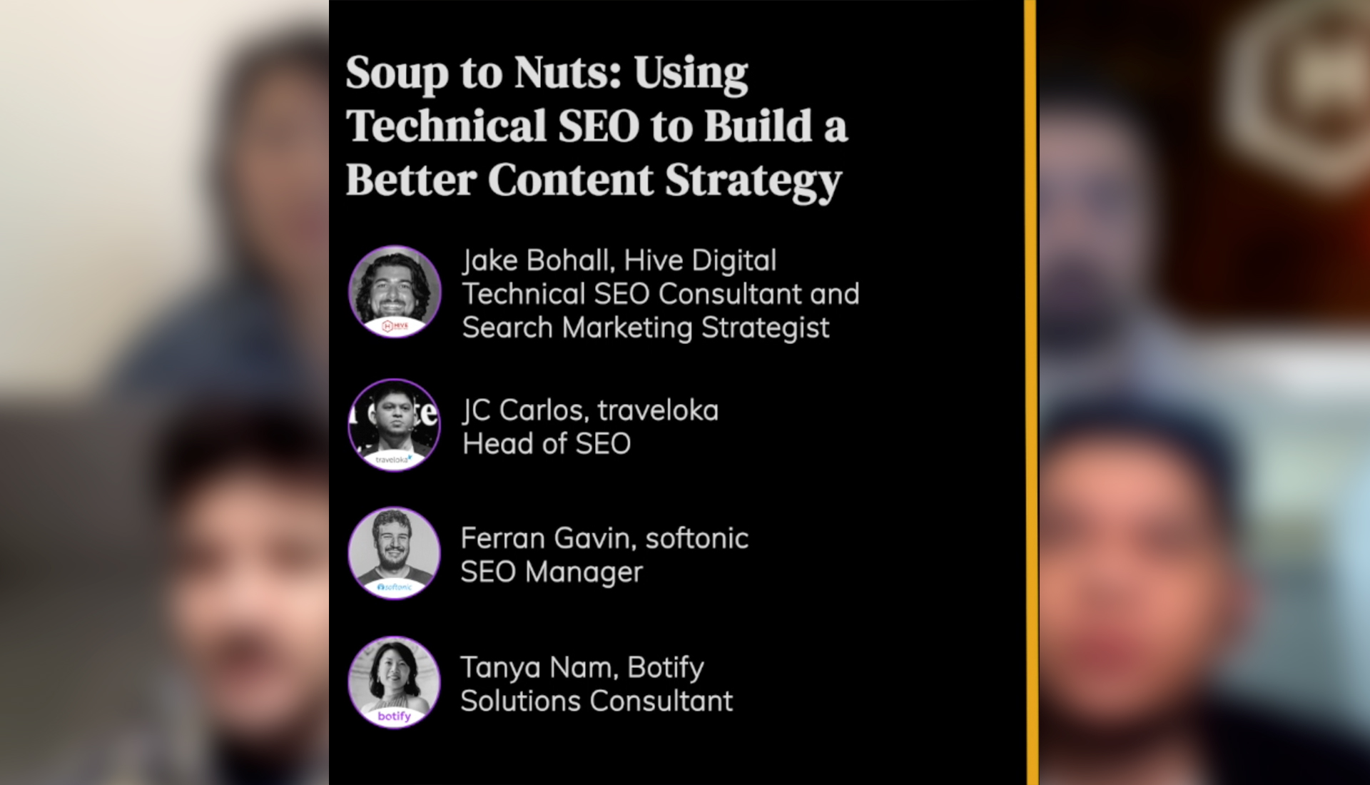 Soup to Nuts: Using Technical SEO to Build a Better Content Strategy